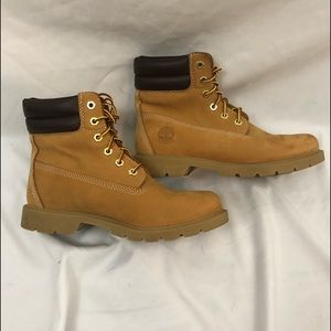 Timberland Men's Classic Leather Work Boots NWOT 7